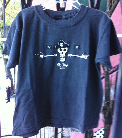 Youth Pirate Fingers Tee Shirt
