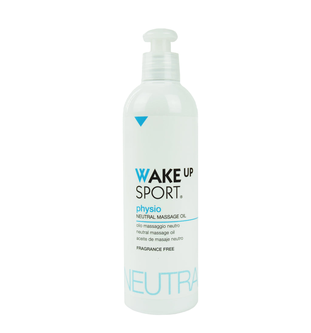 sport massaggio olio neutro wake up sport