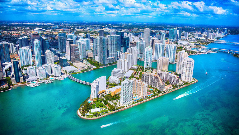 Your guide to Miami, Florida.