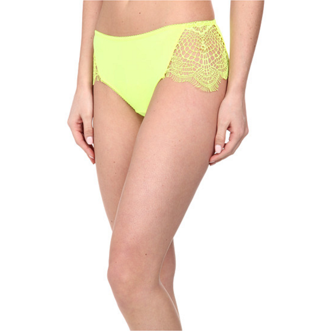 For Love & Lemons Bat Your Lashes Cheeky Panty