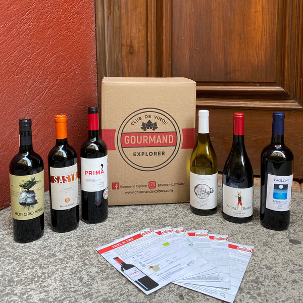 Wine Box Gourmand