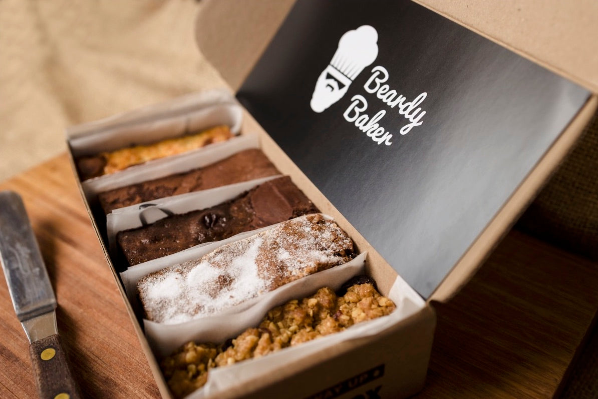 Traybakes Build a Box