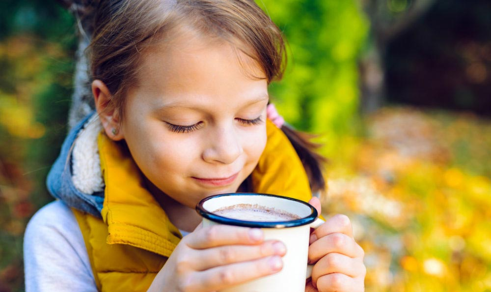 10 hot kids' drinks to keep them healthy and hydrated