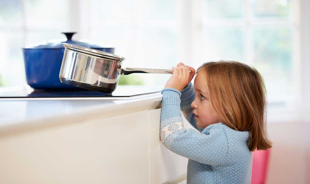 kitchen safety special: how to keep your kids safe