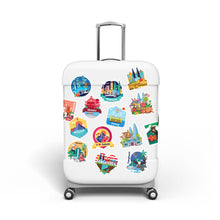 Load image into Gallery viewer, AS06 Suitcase, Bon Voyage