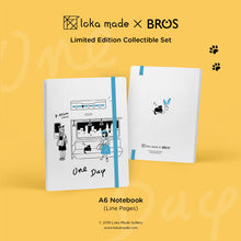 Load image into Gallery viewer, Bros X Loka Made Limited Edition Collectible Set (Blue)
