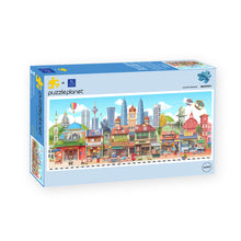Load image into Gallery viewer, PZA04 Colorful Malaysia (1000pcs)