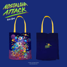 Load image into Gallery viewer, Tote Bag Nostalgia Attack TT10