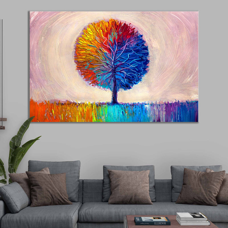 """AQUARELL TREE"""