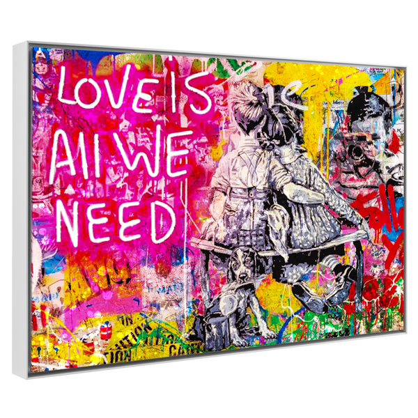 """LOVE IS ALL WE NEED"""
