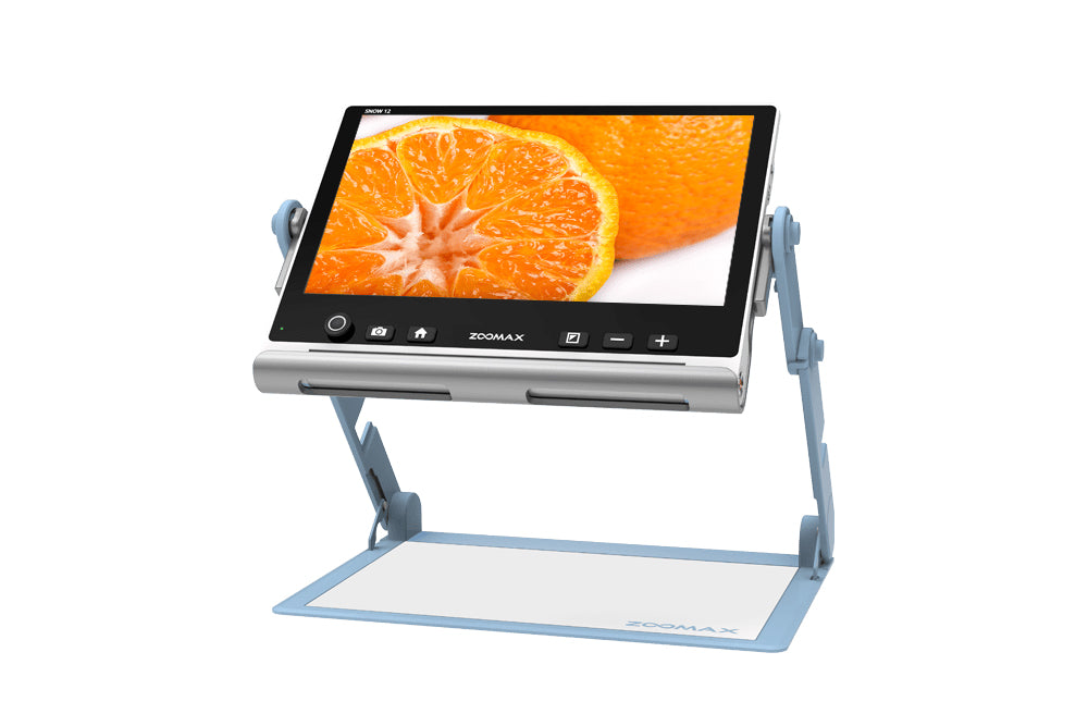 Snow 12 with Foldable Stand