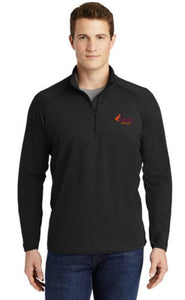 ST850 Sport-Wick® Stretch 1/2-Zip Pullover LIBERTY CHURCH