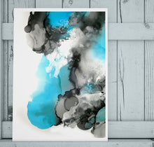 Load image into Gallery viewer, Mystic Blue Art Print (Unframed)