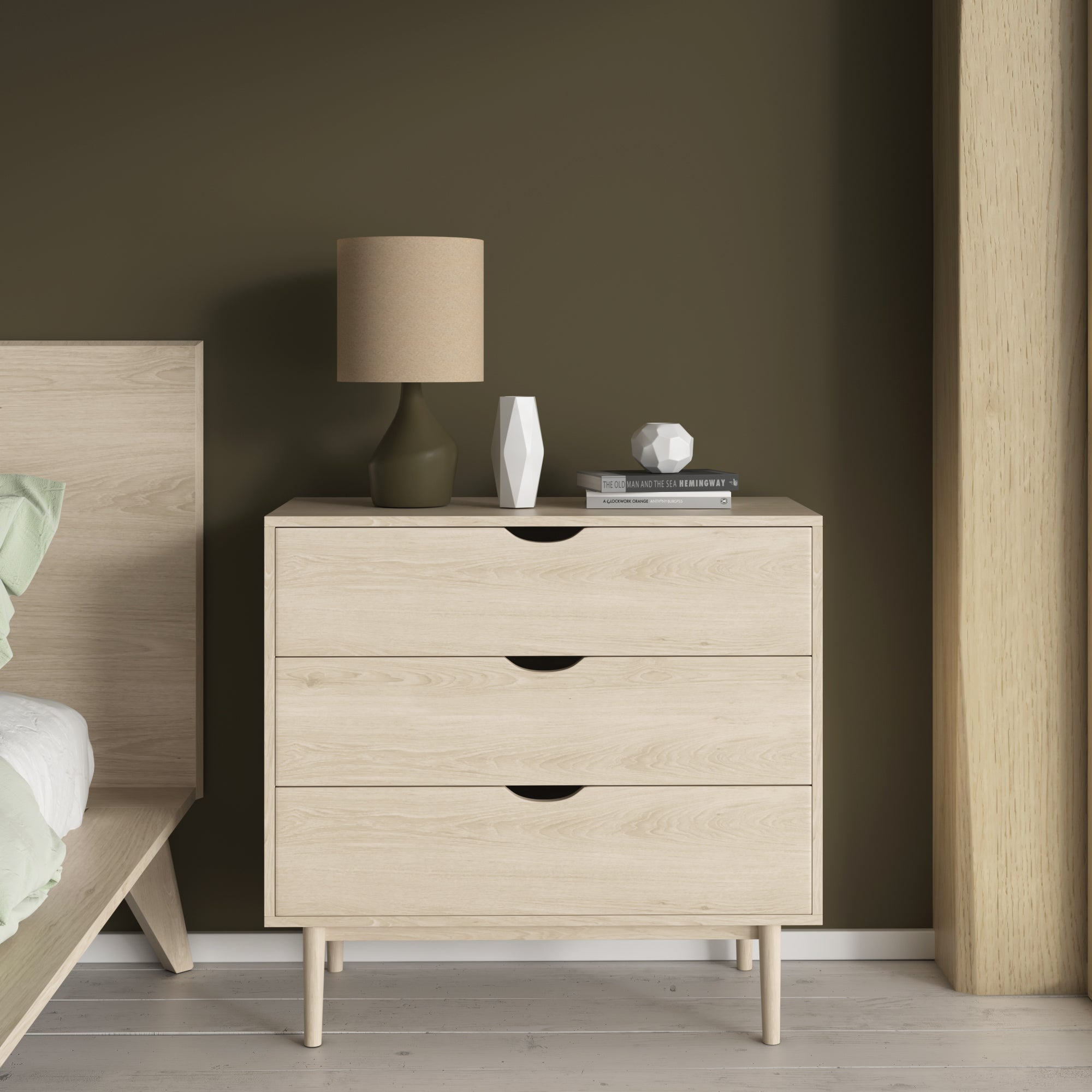 Analise 3-Drawer Chest