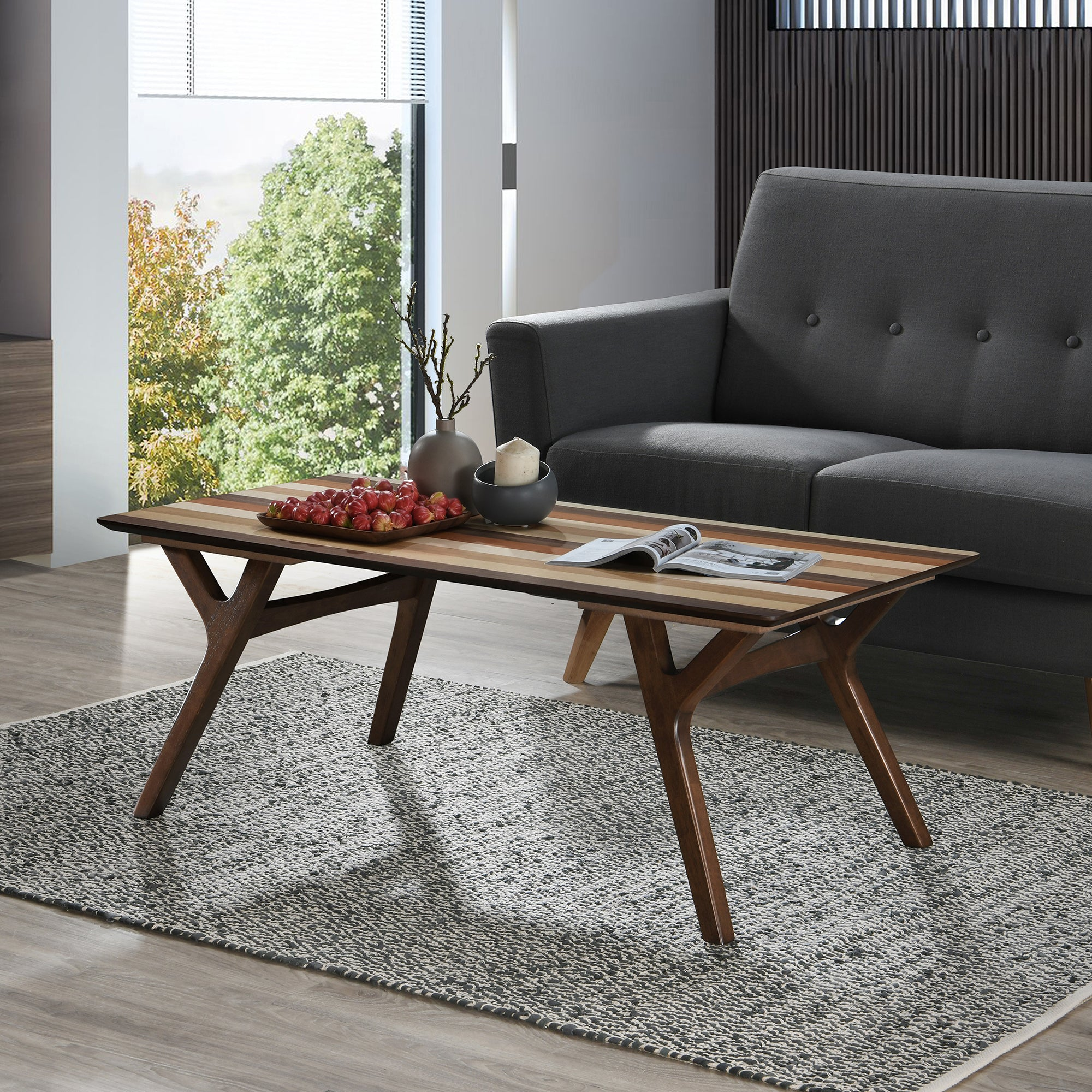 Camille Mix Coffee Table