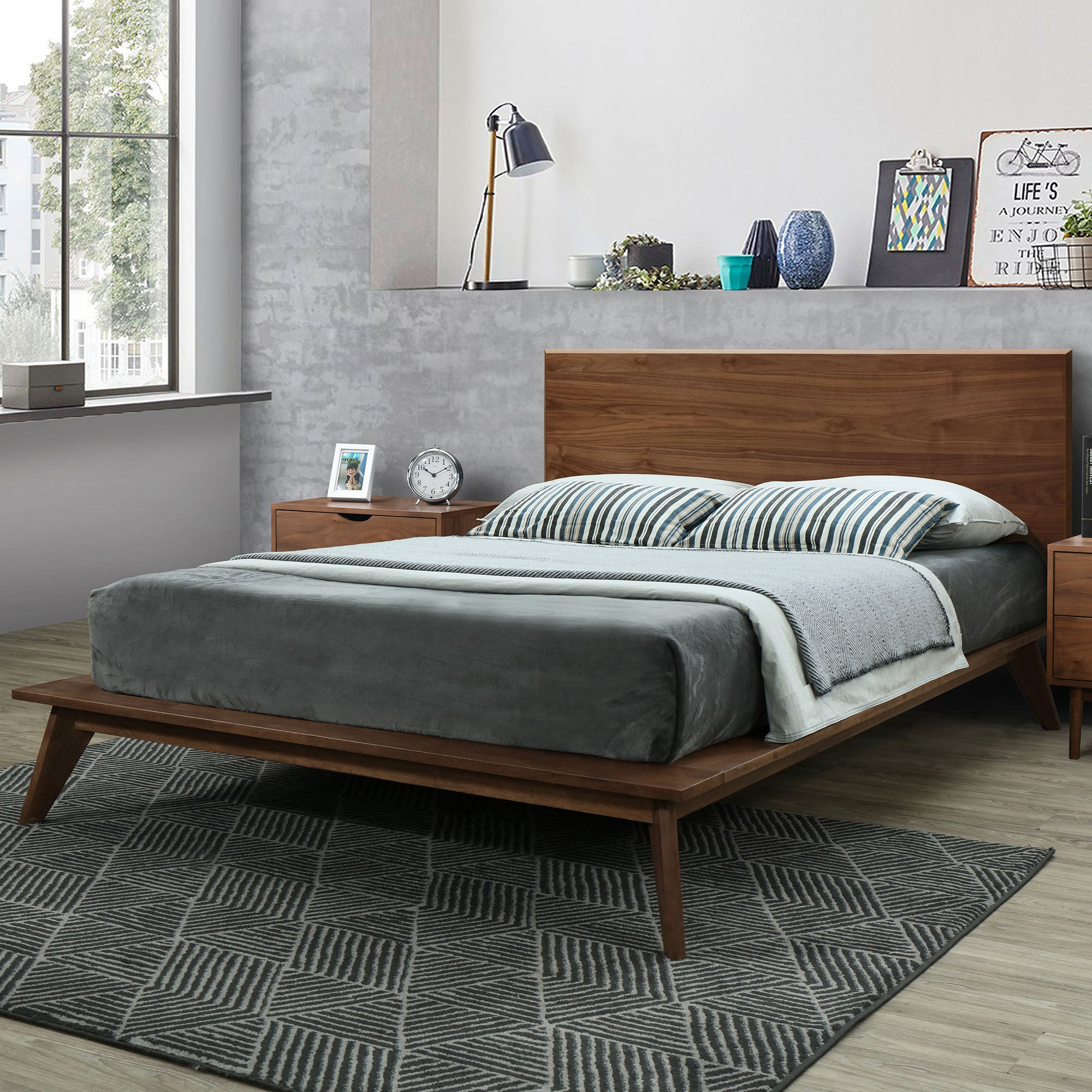Angelica King Bed