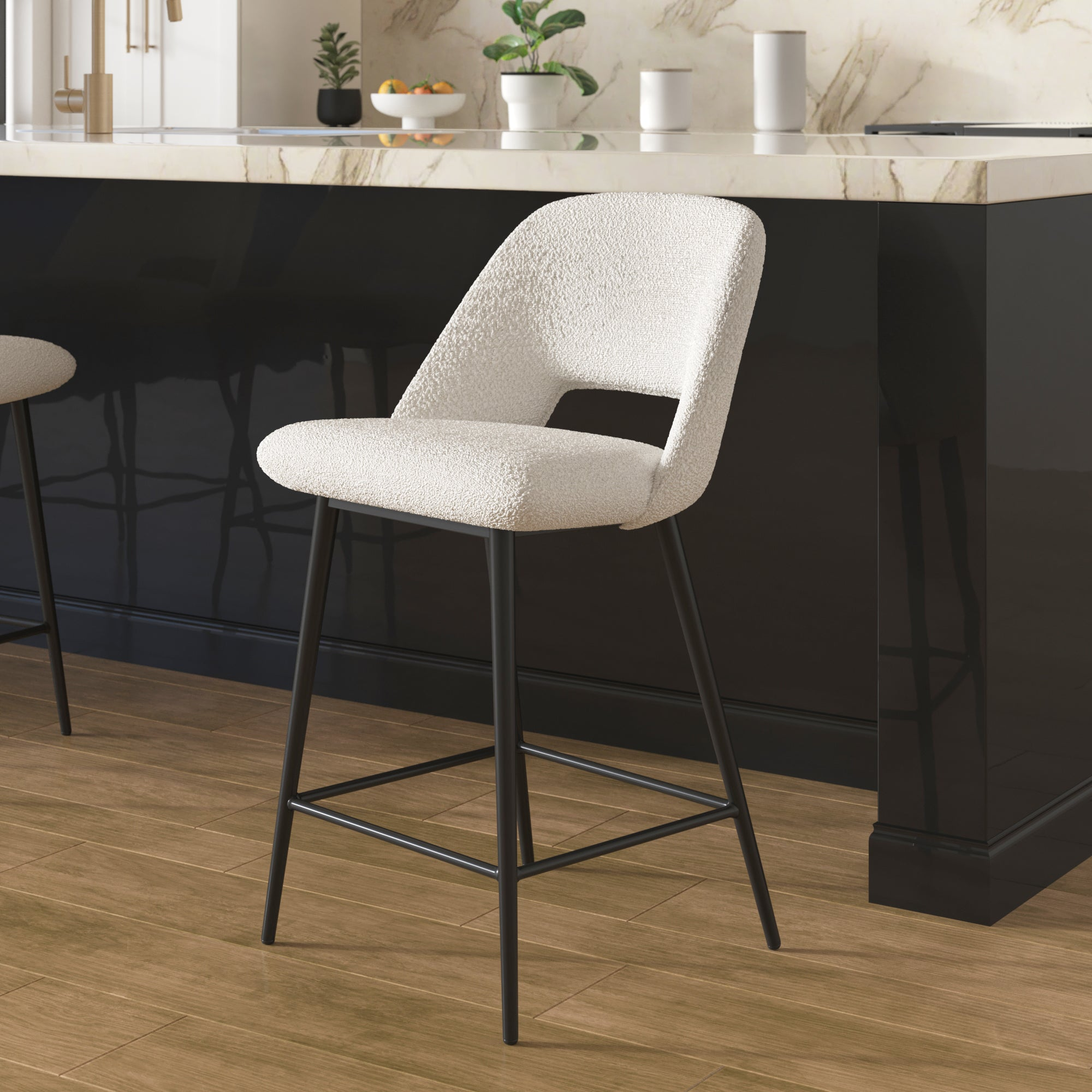 Reed Counter Stool