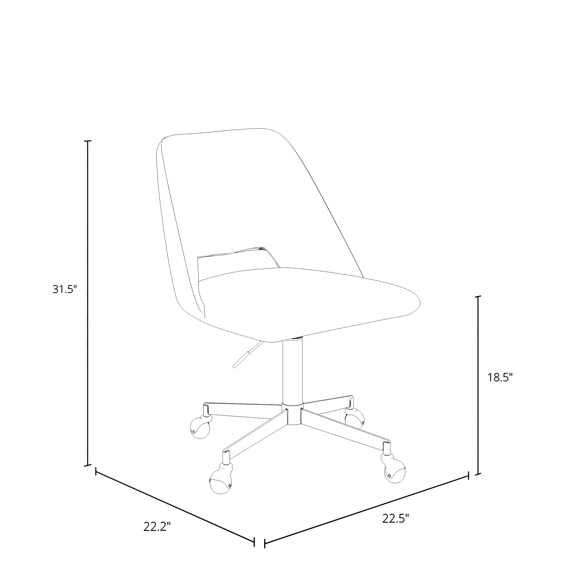 Shelby Office Chair