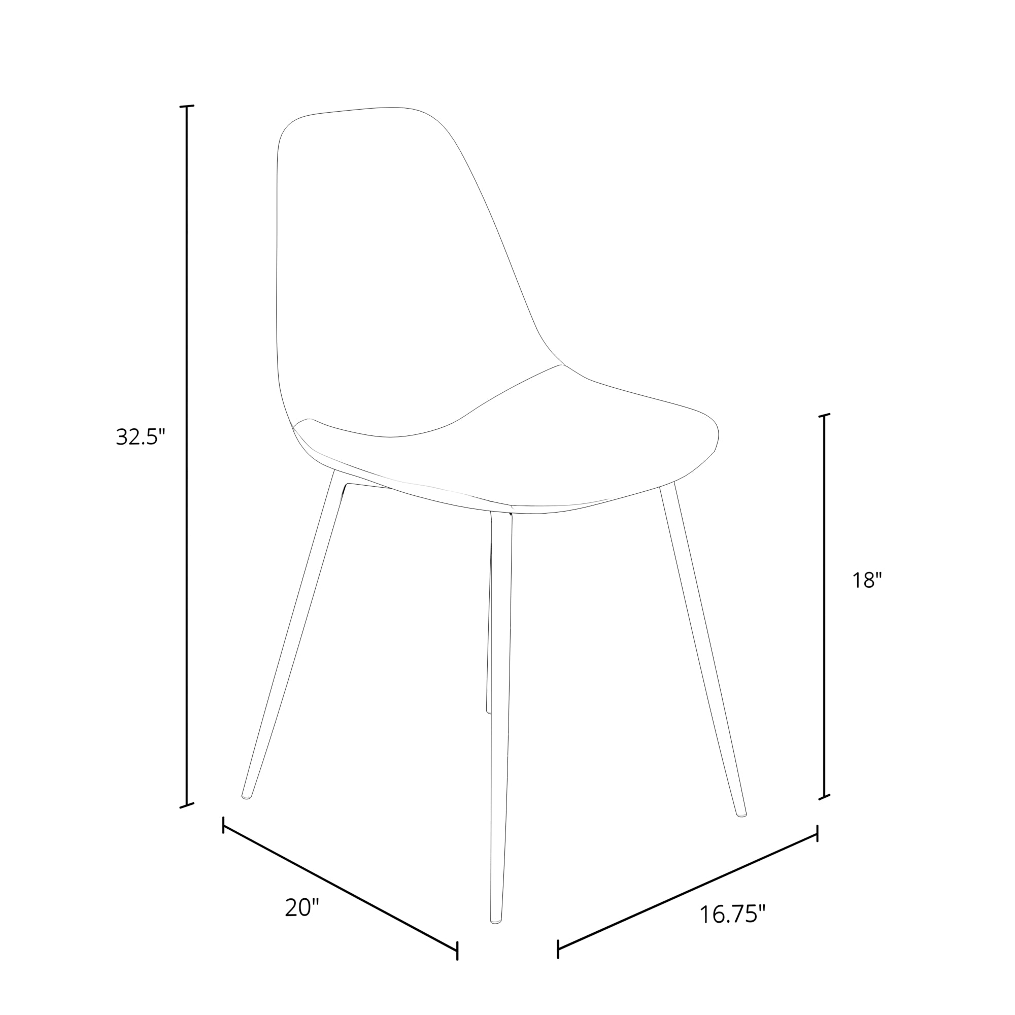 Maxine Dining Chair