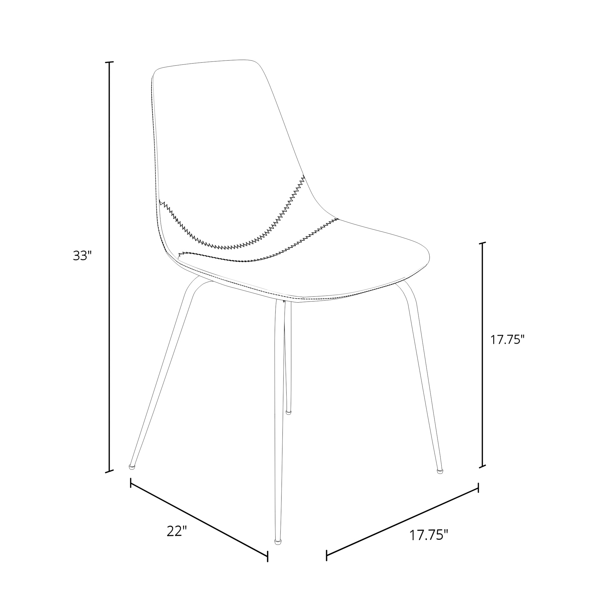 Malcolm Dining Chair