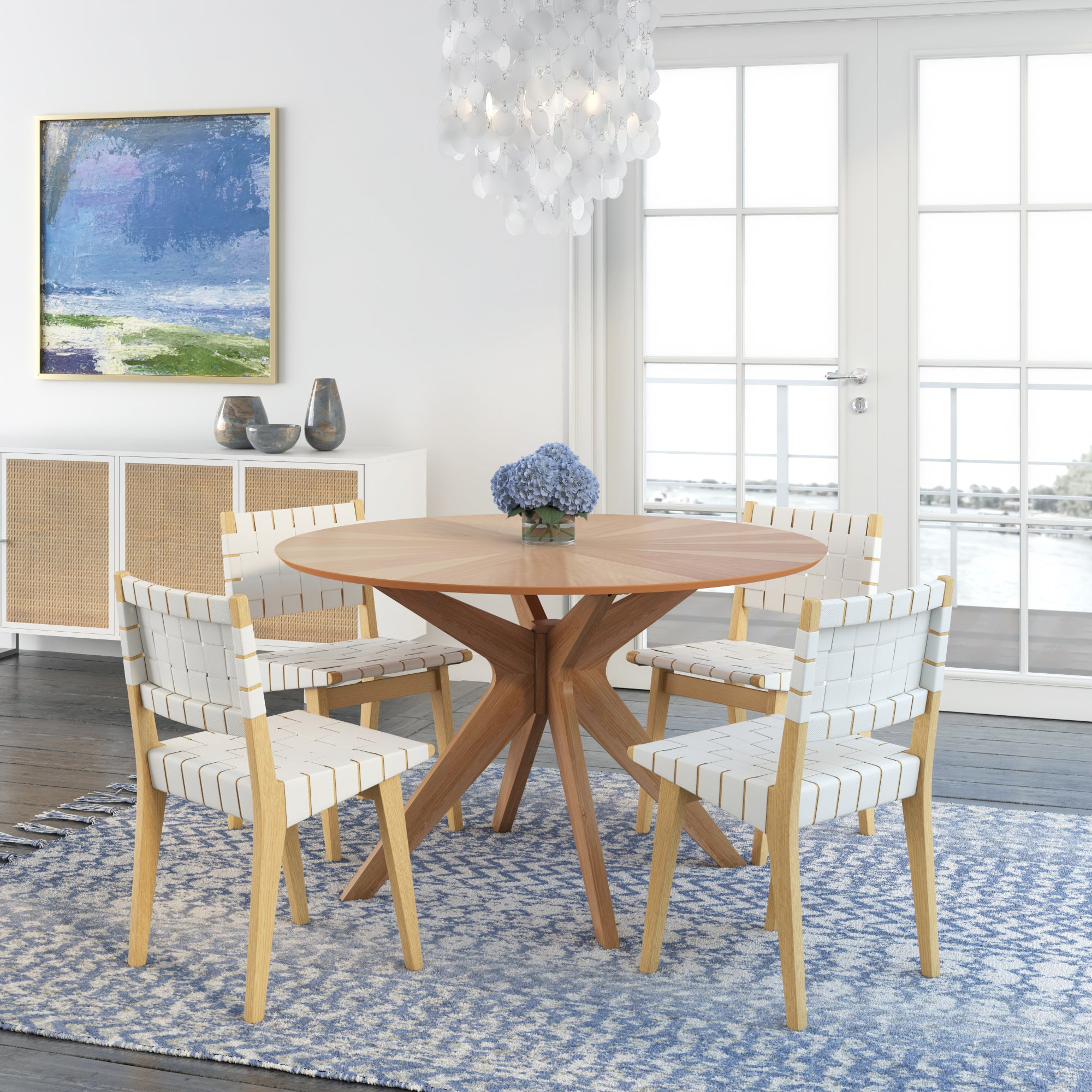 Hemming Natural Dining Chair