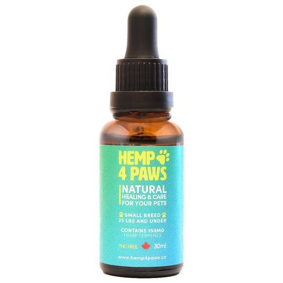 Hemp 4 Paws CBD Oil