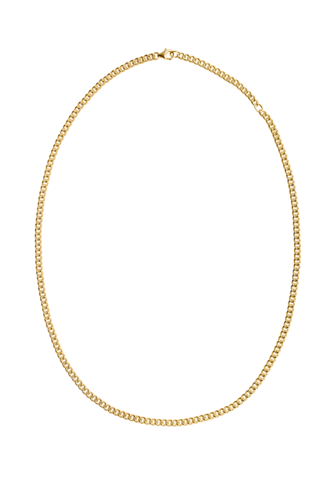 Cuban Necklace Gold
