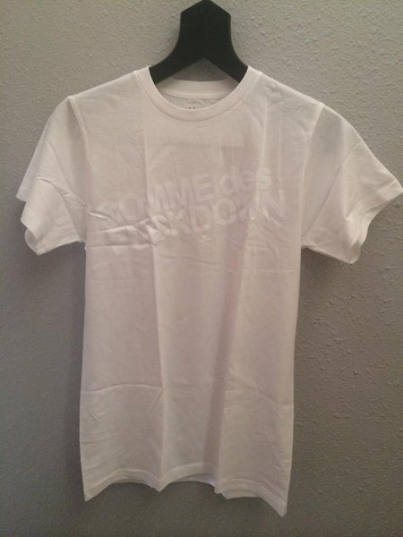 THE CUT-COMME des FUCKDOWN OIL TEE