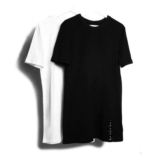 AES Long Line Tee (3-pack)