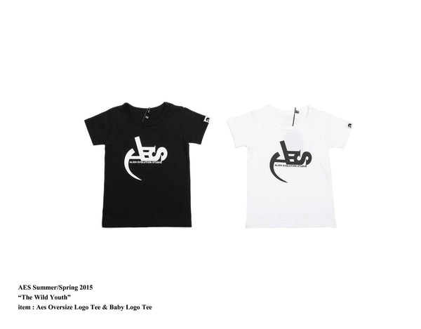 AES Baby Logo Tee