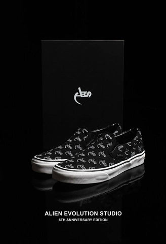AES 6th Anniversary Slip On