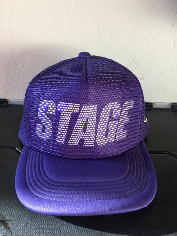 Stage Trucker Cap