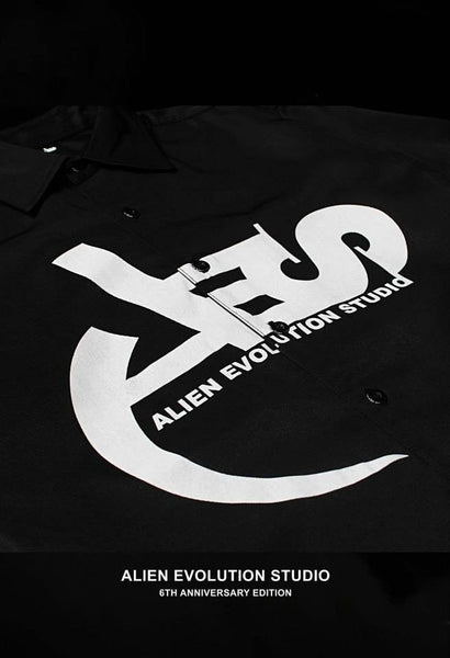 AES 6th Logo Shirt