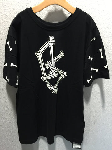 Outer Space Star Bone Tee