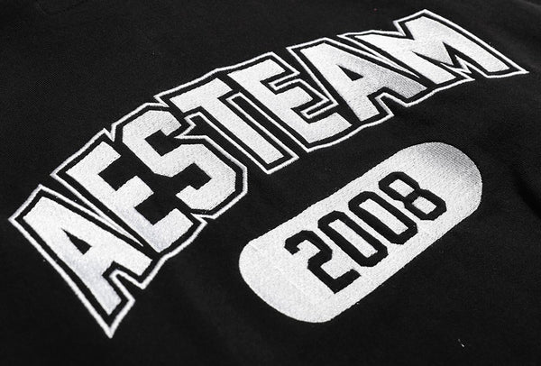 AESTEAM Pullover Black Only