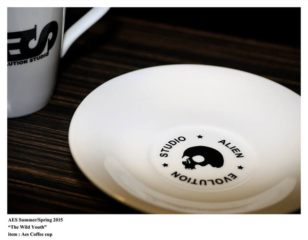 Aes Coffee Cup