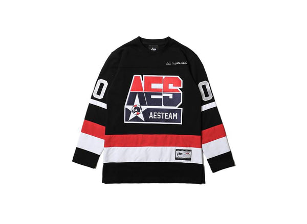 AES Team Long Sleeve Tee