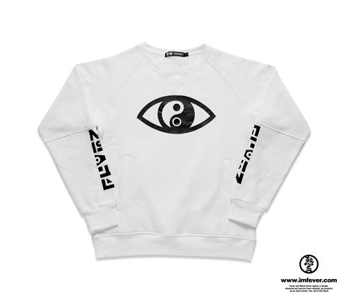 Black Fever Sweatshirt 太極眼