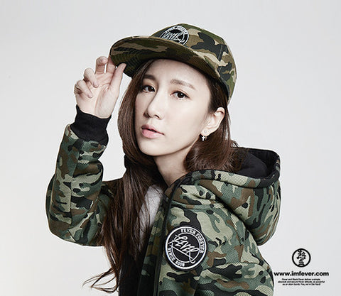 Black Fever Army Cap