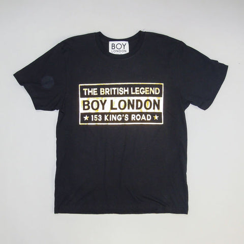 KING'S ROAD LEGEND TEE