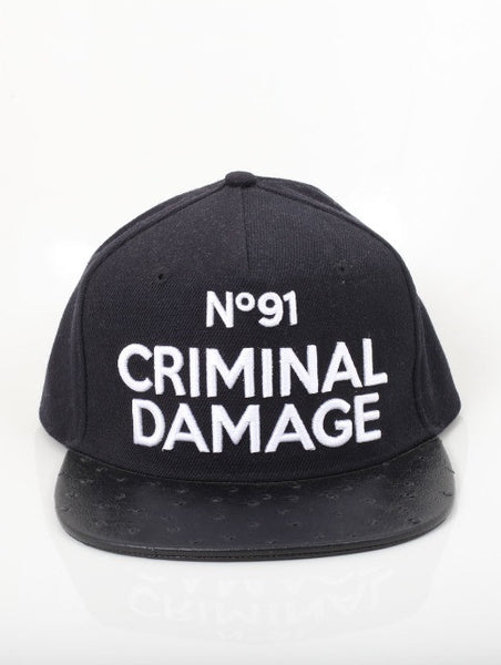 NO91 CRIMINAL CAP