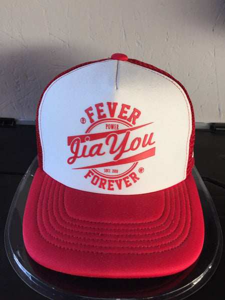 Black Fever Trucker Hat
