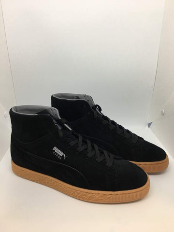 Puma Suede Mid Emboss