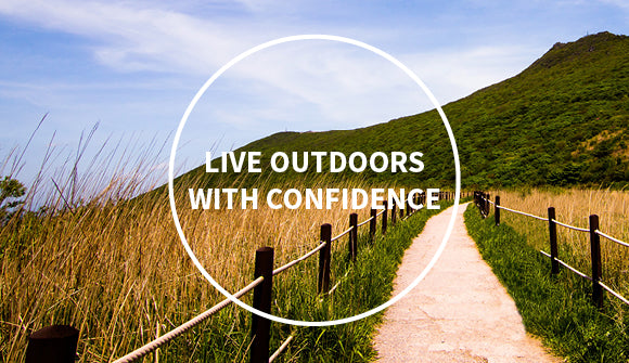 Live Outdoors With Confidence