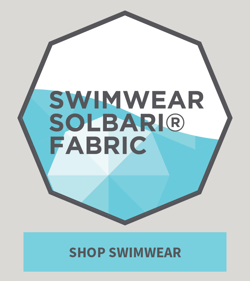 Solbari Swimwear Fabric