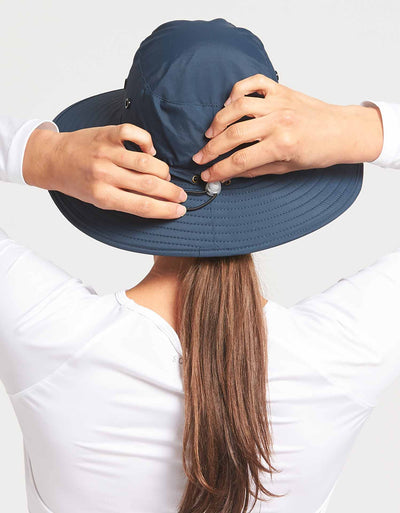 Traveller Broad Brim Sun Hat UPF 50+