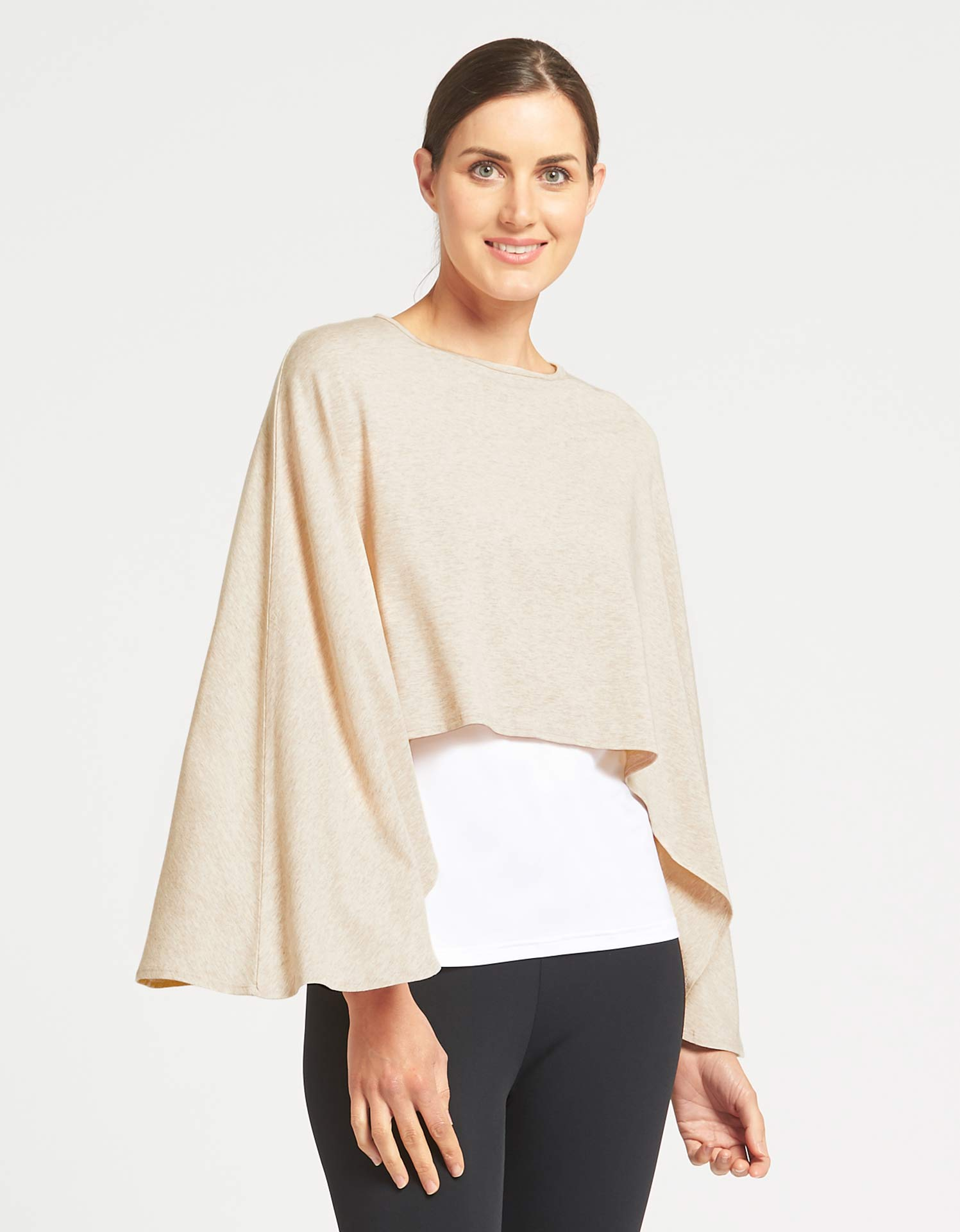 Sun Protective Shrug UPF 50+ Sensitive Collection