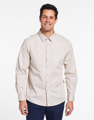 Outback Shirt UPF50+ Technicool Collection