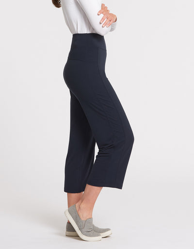 Resort Wide Leg Pants UPF50+ Lux Soft Collection