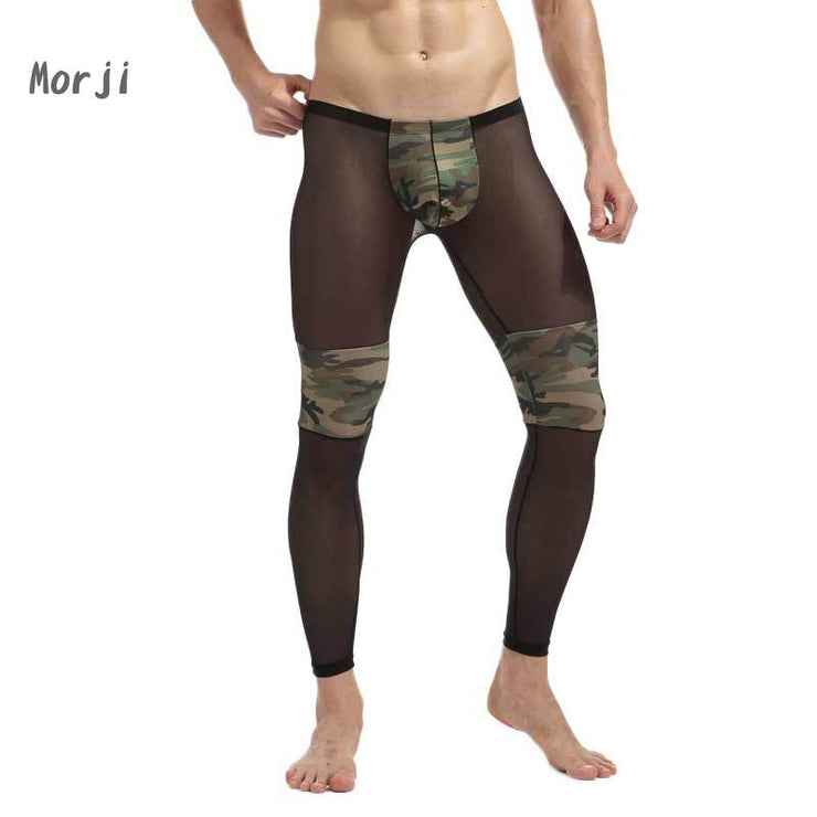 Pure leggings sexy homme